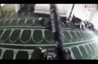 ویدیو حمله وحشیانه یک تروریست مسلح به مسجدی در نیوزیلند
