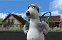 انیمیشن برنارد خرس قطبی ف1 ق 45