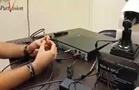آموزش نصب دوربین مدار بسته BNC