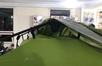 طریقه بستن چادر مسافرتی اتوماتیک کلمن 4نفره