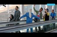 سالهای دور از خانه - فرودگاه رفتن خانم طالبی، خنجری، دی جی ظفرعلی ...؟!!!