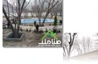 کردزار – شهریار 1000 متر باغ ویلا استخر دار کد 1514