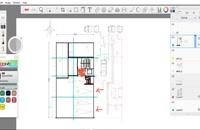 پاسخنامه آزمون طراحی معماری مهر 98  ویدئوی شماره پنج 