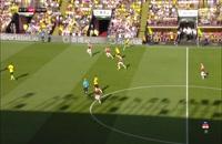 فول مچ بازی واتفورد - آرسنال (نیمه اول Sky)؛ لیگ برتر انگلیس