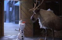 انیمیشن olafs frozen adventure 2017   انیمیشن