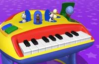 مجموعه آموزشی تو تی تو–Tutitu-(فصل 6ق11)-Building a Piano شش ماه به بالا