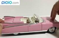 فروشگاه اینترنتی پیویو | Cadillac Eldorado Biarritz 1959 ماکت فلزی ماشین مدل