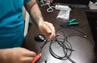 آموزش نصب دوربین مدار بسته