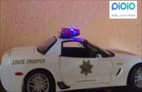 ماکت فلزی ماشین پلیس