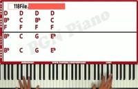 آموزش آنلاین پیانو آهنگ های شادمهر