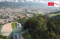 سکوی پرش اسکی برگیزل اتریش - Bergisel Ski Jump - تعیین وقت سفارت اتریش با ویزاسیر
