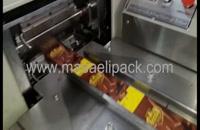 دستگاه بسته بندی شکلات تخته ای