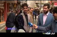 واکنش مردم به دو کالای خارجی و ایرانی که در واقع هر دو در یک کارگاه تولید شده اند