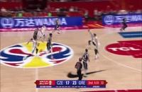 خلاصه بازی یونان - جمهوری چک؛ جام جهانی بسکتبال چین 2019