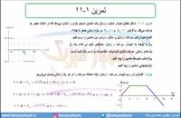 جلسه 43 فیزیک دوازدهم-حرکت با شتاب ثابت 11 تمرین 11 کتاب درسی- مدرس محمد پوررضا