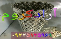 فانتا کروم پاششی/09913043098/ساخت دستگاه کروم پاش آراد کروم/09128053607