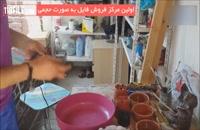 ساخت آبنما با ظروف سفالی _ از ابتدا تا انتها