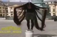 موی بلند دختر