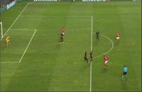 فول مچ بازی بنفیکا - لایپزیگ (نیمه دوم)؛ لیگ قهرمانان اروپا