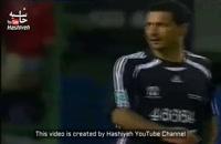 درخشش علی دایی جلوی ستارگان بزرگ فوتبال دنیا در ترکیب تیم منتخب جهان