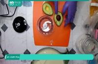 ساخت صابون زردچوبه