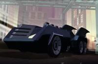 انیمیشن batman vs tmnt   انیمه