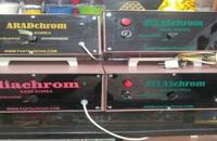 دستگاه مخمل پاش و فانتاکروم در سنندج 02156571305
