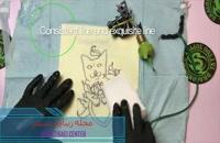 فیلم آموزش خالکوبی بدن , آشنایی با انواع تاتو بدن مجله زیبایی سنتر