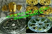 سازنده دستگاه آبکاری ایلیاکروم /دستگاه فانتاکروم صنعتی 09127692842